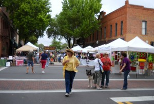 Spring Downtown Artfest